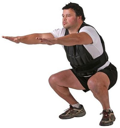 Weighted_Vest squats