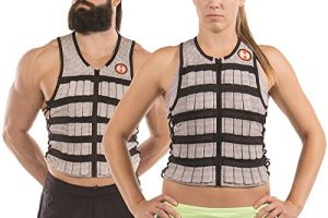 Hyperwear Hyper Vest PRO Unisex Weighted Vest